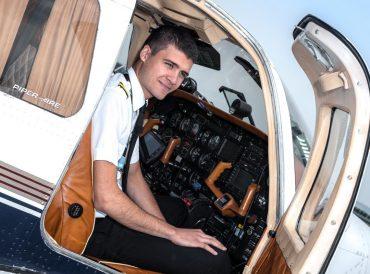 گواهینامه خلبانی بازرگانی CPL