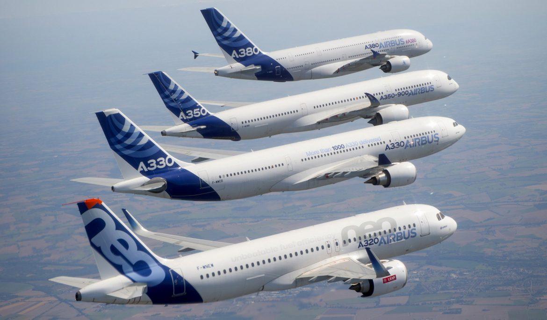 آشنایی با خانواده A320